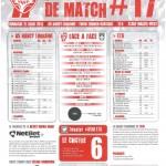 Programme Nancy-Évian TG (Feuille de match #17) - Saison 2012-2013 - L1 (33e j., 21/04/2013)