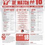 Programme Nancy-Caen (Feuille de match #18) - Saison 2011-2012 - L1 (34e j., 29/04/2012)