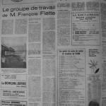 Programme Nancy-Besançon - Saison 1968-1969 - D2 (12e j., 23/10/1968) - Supplément à L'Est républicain du 23/10/1968