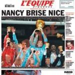 L'Équipe, 23/04/2006