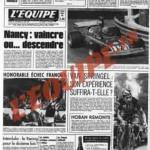 L'Équipe, 25/05/1974