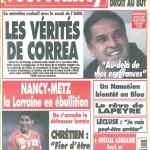 Le Foot Nancy n°02 - janvier 2007