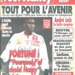 Le Foot Nancy n°04 - mars 2007