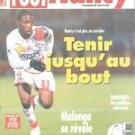 Le Foot Nancy n°15 - février 2008