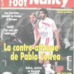 Le Foot Nancy n°19 - novembre 2008