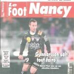 Le Foot Nancy n°22 - février 2009