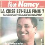 Le Foot Nancy n°24 - avril 2009