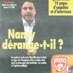 Le Foot Nancy nouvelle formule n°01 - mai 2008