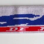 Mini echarpe logo