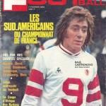 Miroir du football n° 162, 07/02/1972 (en une : Raul Castronovo, joueur de l'ASNL)