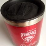 Mug alu rouge ASNL