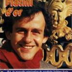 Programme L'Est républicain Jubilé Platini (stade Marcel-Picot, 23/05/1988)
