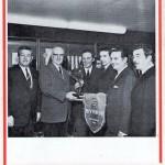 Programme Nancy-Paris Neuilly - Saison 1969-1970 - D2 (18e j., 15/02/1970)
