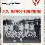 Brochure Carnet du supporteur - Saison 1967-1968
