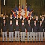 Carte postale ASNL - Saison 1984-1985