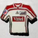 Pins ASNL maillot domicile - Saison 2000-2001