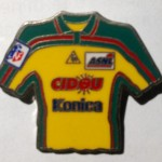 Pins ASNL maillot exterieur - Saison 2000-2001