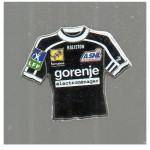 Pins maillot ASNL extérieur - Saison 2002-2003