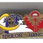 Pins Toulon-ASNL