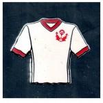 Pins maillot  blanc ASNL