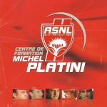 Plaquette centre de formation Michel Platini