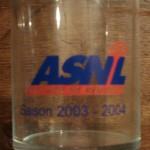 Pot à crayon ASNL - Saison 2003-2004