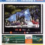 Programme Auxerre-Nancy - Saison 2007-2008 - L1 (23e j., 26/01/2008)