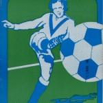 Programme Bordeaux-Nancy - Saison 1976-1977 - D1 (25e journée, 18/02/1977)
