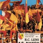 Programme Lens-Nancy - Saison 1984-1985 - D1 (7e j., 14/09/1984)
