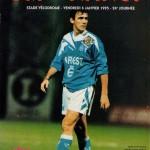 Programme Marseille-Nancy - Saison 1994-1995 - D2 (24e j., 06/01/1995)