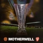 Programme Motherwel-Nancy - Saison 2008-2009 - Coupe UEFA (1er tour retour, 02/10/2008)