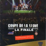 Programme Nancy-Nice - Saison 2005-2006 - Coupe de la Ligue (finale, Stade de France, 22/04/2006)