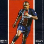 Programme Paris SG-Nancy - Saison 2005-2006 - L1 (12e j., 22/10/2005)