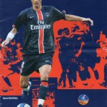 Programme Paris-SG-Nancy - Saison 2006-2007 - L1 (7e j., 23/09/2006)