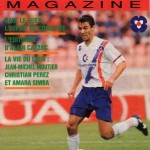 Programme Paris SG-Nancy - Saison 1991-1992 - D1 (8e j., 28/08/1991)