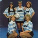 Programme RC Paris-Nancy - Saison 1986-1987 - D1 (23e j., 20/12/1986)