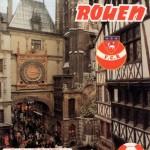 Programme Rouen-Nancy - Saison 1984-1985 - D1 (9e j., 25/09/1984)