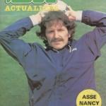 Programme St-Étienne-Nancy - Saison 1980-1981 - D1 (4e j., 12/08/1980)