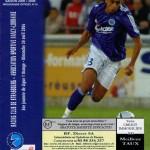 Programme Strasbourg-Nancy - Saison 2005-2006 - L1 (36e j., 30/04/2006)