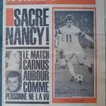 France football 18-01-1972