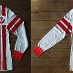 Saison 1980-1981 maillot domicile porté
