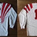 Saison 1996-1997 maillot domicile réserve pro
