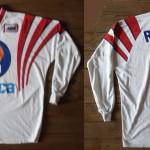 Saison 1997-1998 maillot domicile officiel