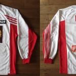 Saison 1999-2000 maillot coupe de la ligue préparé mais non porté par Koné