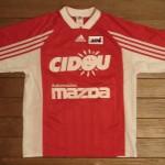 Saison 1999-2000 maillot extérieur replica