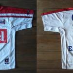 Saison 2000-2001 maillot domicile réplica