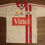 Saison 2001-2002 maillot réplica domicile manche courte