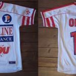 Saison 2002-2003 maillot domicile réplica