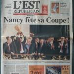Saison 2005-2006 L'Est Républicain 24-04-2006