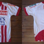 Maillot championnat domicile porté/préparé (Kim) - Saison 2005-2006